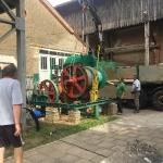 Fundamentbau und Umsetzen Fördermaschine Reichenbach_11