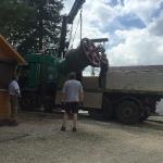 Fundamentbau und Umsetzen Fördermaschine Reichenbach_25