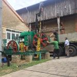 Fundamentbau und Umsetzen Fördermaschine Reichenbach_29