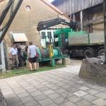 Fundamentbau und Umsetzen Fördermaschine Reichenbach_2
