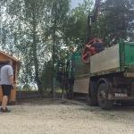 Fundamentbau und Umsetzen Fördermaschine Reichenbach_4