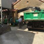Fundamentbau und Umsetzen Fördermaschine Reichenbach_9